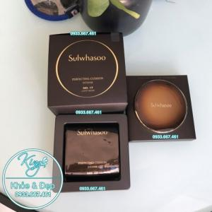 Phấn Nước Sulwhasoo Perfecting Cushion Intense