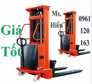 Xe nâng trợ lực 1.5 tấn/ 2 tấn bán tự động Niuli