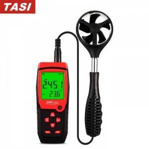 Máy đo tốc độ gió,lưu lượng và nhiệt độ môi trường  Model TA8165