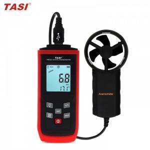 Máy đo tốc độ gió và nhiệt độ môi trường TA8162