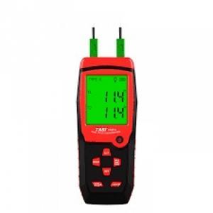 Máy đo nhiệt độ tiếp xúc 2 kênh TA8114  -200 ℃ ~ 1372 ℃