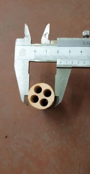 Sứ cách điện chịu nhiệt 1800 độ, sử dụng trong công nghiệp