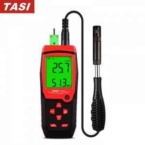 Máy đo nhiệt độ độ ẩm không khí 5% rh ~ 98% rh 20°C~1000°C Model : TA81