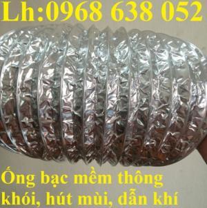 Ống bạc thoát khí máy hút mùi D75, D100, D125, D150, D175, D200, D250
