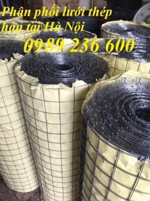 Lưới thép hàn D2a50 , D3a50, D40a50 mạ kẽm hàng sẵn kho tại Hà Nội
