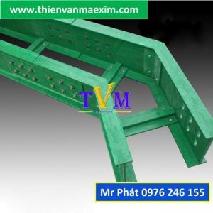 Thang cáp điện composite