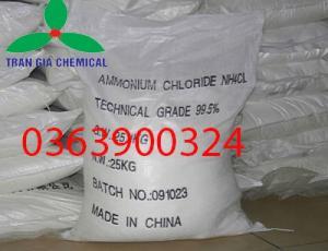 Muối lạnh | Ammonium Cloride | NH4CL