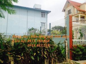 Lưới Thép Hàng Rào Chấn Sóng D4, D5, D6,... Bảo Vệ Công Trình, Nhà Ở, Trường