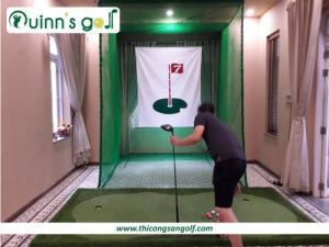 Tâm phát banh Golf số 7