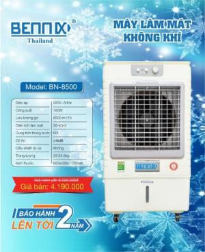 Quạt điều hòa không khí Bennix Bn8500r nhập khẩu công suất 180w