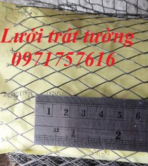 Lưới thép hàn chống nứt, lưới trát tường, lưới tô tường chống nứt