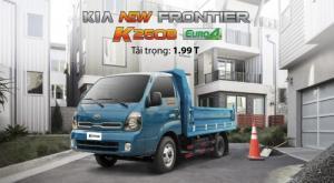 Thaco giới thiệu xe ben mới Kia New Frontier K250B