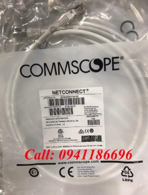 Dây nhảy patch Cord CommScope Cat5/Cat6 UTP/FTP 5 feet - 33 feet
