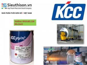 Nhà cung cấp sơn chịu nhiệt KCC chính hãng giá rẻ tại TPHCM