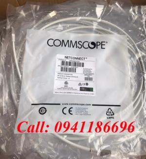 Dây nhảy patch cord Cat6A-Cat7 CommScope 3 mét