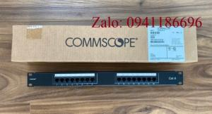 Thanh đấu nối Patch panel 16 port Cat6 COMMSCOPE PN:1375014-6