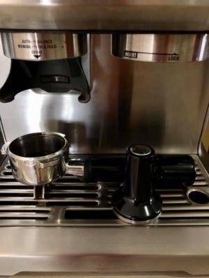 Thanh Lý máy pha cà phê Breville 870 XL - hàng trưng bày