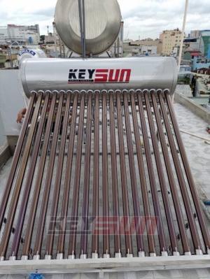 Máy nước nóng năng lượng mặt trời KeySun chính hãng
