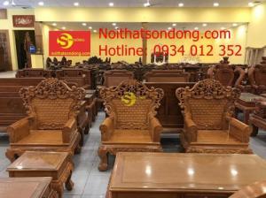 Top 10 bộ ghế Hoàng Gia đẹp  giá rẻ tại Tân Phú