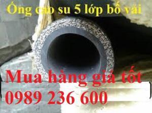 Ống cao su Công Danh Hùng Mạnh sẵn kho tại Hà Nội
