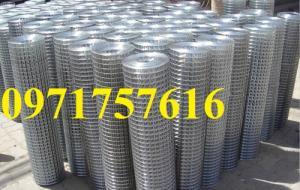 Lưới thép hàn mạ kẽm -xưởng sản xuất lưới thép hàn tại Hà Nội