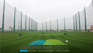 Lưới golf chắn bóng dành cho sân tập trên toàn quốc