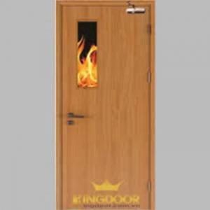 Cửa gỗ Chông cháy chất lượng