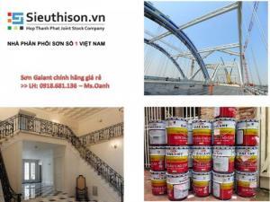 Nhà cung cấp sơn dầu Galant chính hãng giá rẻ tại TPHCM