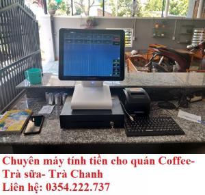 Máy Tính Tiền Cho Quán Coffee Tại Phan Thiết Giá Rẻ