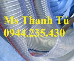 Ống nhựa mềm lõi thép, ống nhựa lõi thép dẫn xăng dầu, ống nhựa lõi thép nước