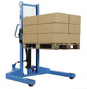 Xe nâng tay cao chân rộng 1 tấn / 1,5 tấn Eoslift