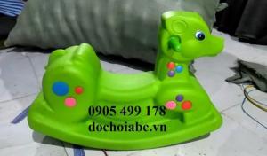 Cung cấp  đồ chơi bập bênh mầm non giá rẻ - uy tín chất lượng tại quảng nam
