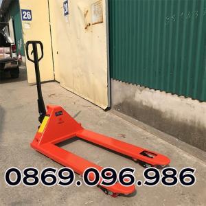 Xe nâng tay thấp 2.5 tấn