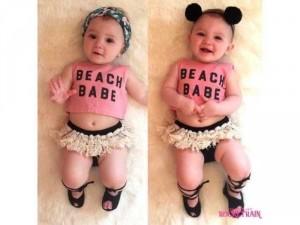 Bikini cho bé