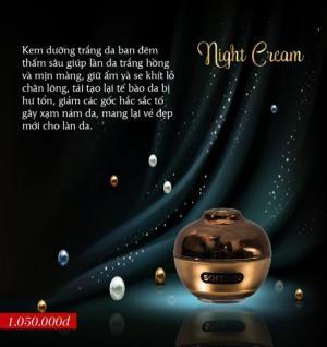 Kem Dưỡng Da Ban Đêm Night Cream Sofskin