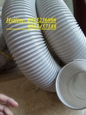 Ống hút bụi gỗ gân nhựa phi D34, D40, D50, D60, D80, D90, D100, D120, D200..