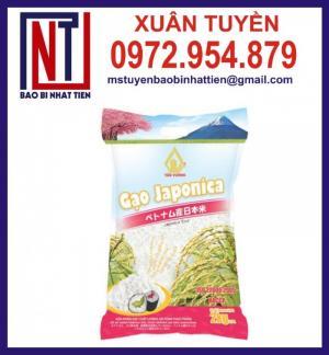 In bao bì gạo 1kg, 2kg