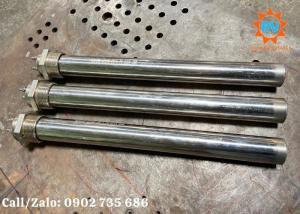 Điện trở đun nước,đun dầu 1 đầu M45, phi 38*430PB/220v-2KW