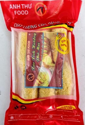 Hotdog xúc xích phô mai