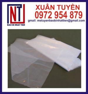 Sản xuất bao bì LDPE, HDPE dạng tấm, dạng cuộn