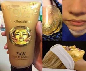 Mặt nạ dưỡng da 24K Gold Mask xách tay Thái Lan