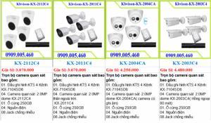 Trọn bộ camera quan sát chất lượng 1080 FULL HD