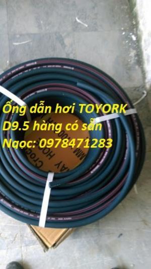 Ống dây hơi TOYORK ( dùng dẫn khí ) màu xanh cobalt hàng có sẵn giá rẻ