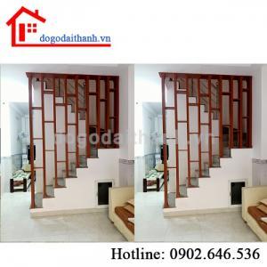 Tấm ngăn cầu thang -  Vách ngăn trang trí cầu thang