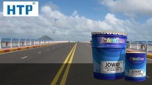 Đại lý bán sơn kẻ vạch Joway màu trắng lon 5 lít giá tốt nhất tại TPHCM