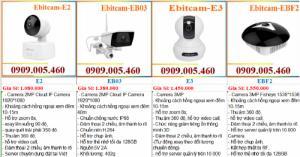 Gói camera ebitcam wifi quay xoay có ghi âm
