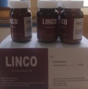 Phân phối lincomycine nguyên liệu 70