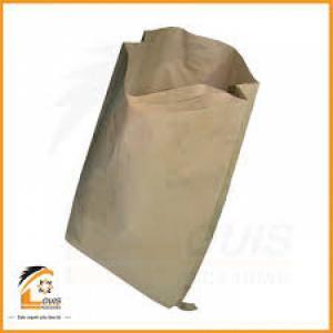 Bao giấy kraft đựng 25kg tiêu