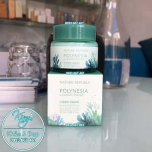 Kem Dưỡng Da Nature Republic Polynesian Lagoon Water Hydro Cream