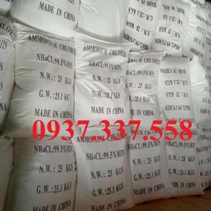 Muối Lạnh NH4CL giá rẻ, Bán NH4CL tại Đồng Nai,  Ammonium Chloride giá rẻ